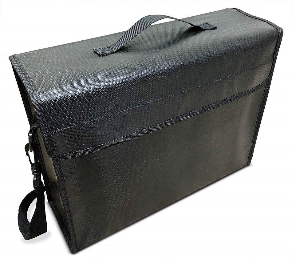 The 5 Best Fireproof Doent Bags For