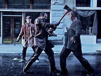 Best Zombie Killing Weapons